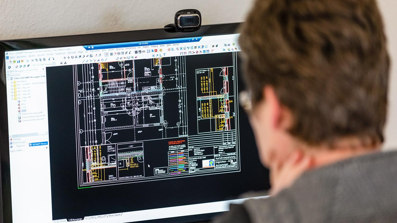Gewinnen Sie einen Einblick in unser Unternehmen. Wir planen die Technische Gebäudeausrüstung für ihr Bauvorhaben – nachhaltig & energieeffizient.